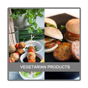 vegetarien products