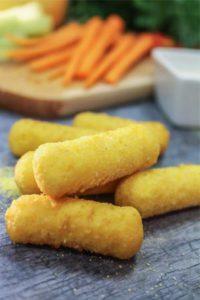 finger food dips